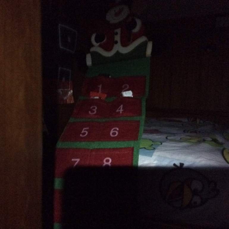 One of the advent calendars.....